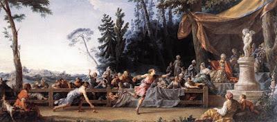 atalanta ve hippomenes