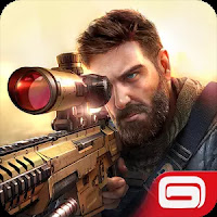 Sniper Fury v1.1.0g Apk+Data For Android