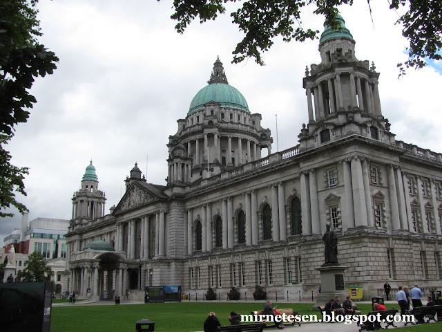 Белфаст Сити-Холл