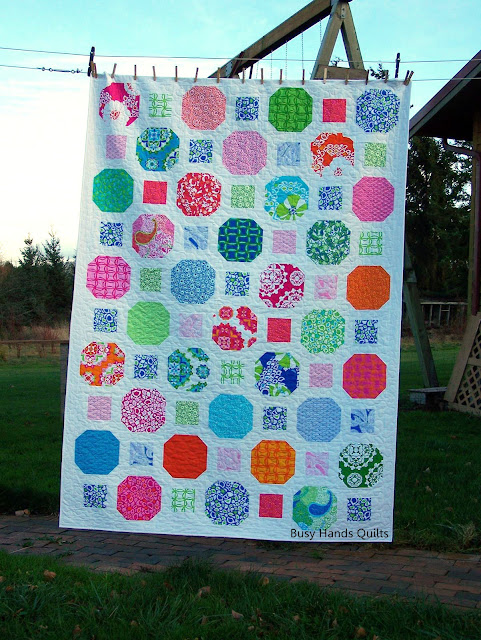 Key to My Heart Quilt Pattern by Myra Barnes