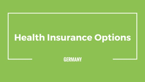 How to get health insurance in Germany