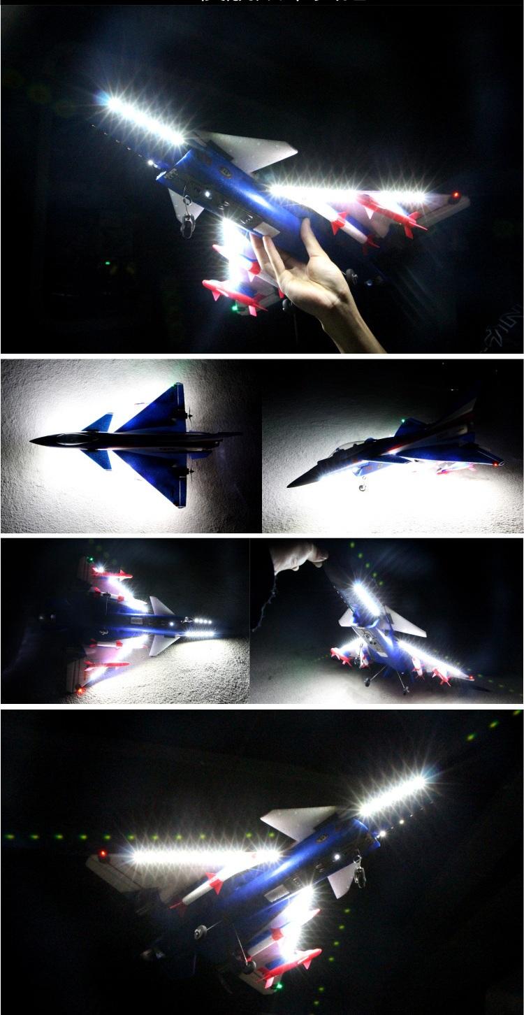 Máy bayđiều khiển từ xa j10_ đèn led