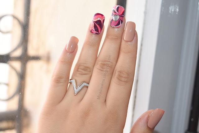 Nail art, mes dernières créations pour cet été