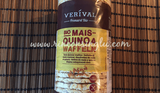 tortitas de arroz maiz y quinoa sin gluten