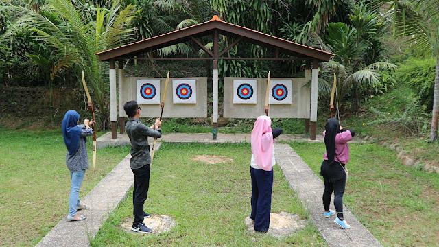 archery sijori resort