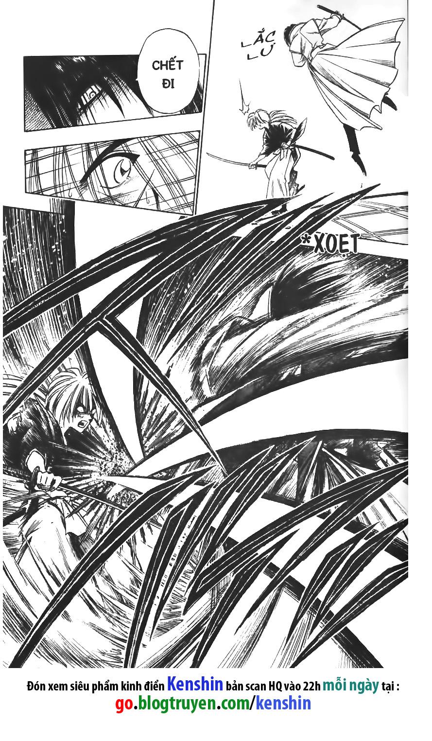 Rurouni Kenshin chap 27 trang 12