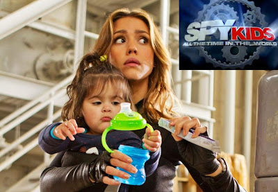 Spy Kids 4 Movie starring Jessica Alba