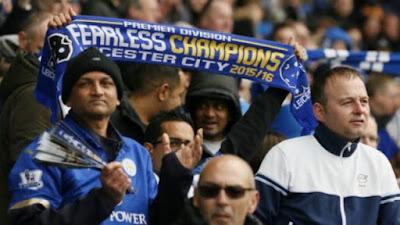 Tinggal Lima poin lagi Leicester City juara