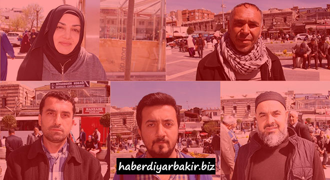 People in Diyarbakır reacts mosque attacks