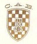 Escudo del Club ajedrez Bergadán
