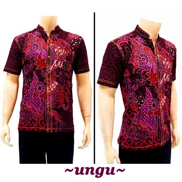 Rok Batik Dan Kemeja: Kemeja Batik Bagoes Solo KODE : BP 3120