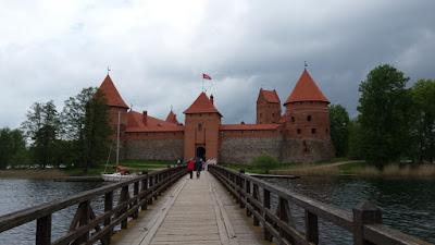 castillo-trakai-lituania-fortaleza-medieval