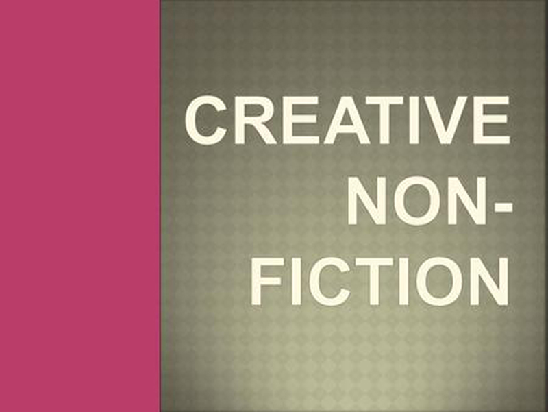 tell it slant writing and shaping creative nonfiction