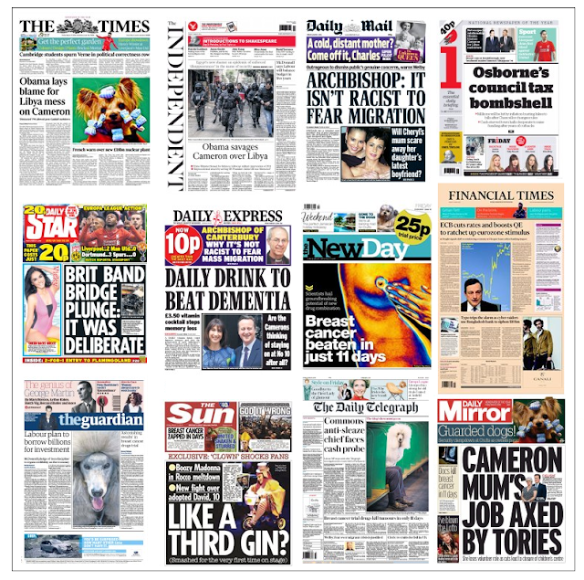 front pages 11-03-16