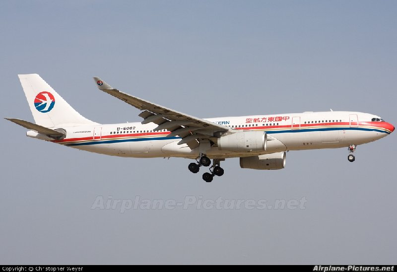 Grams luftfartsblogg world s highest paid pilots curt - China eastern airlines sydney office ...