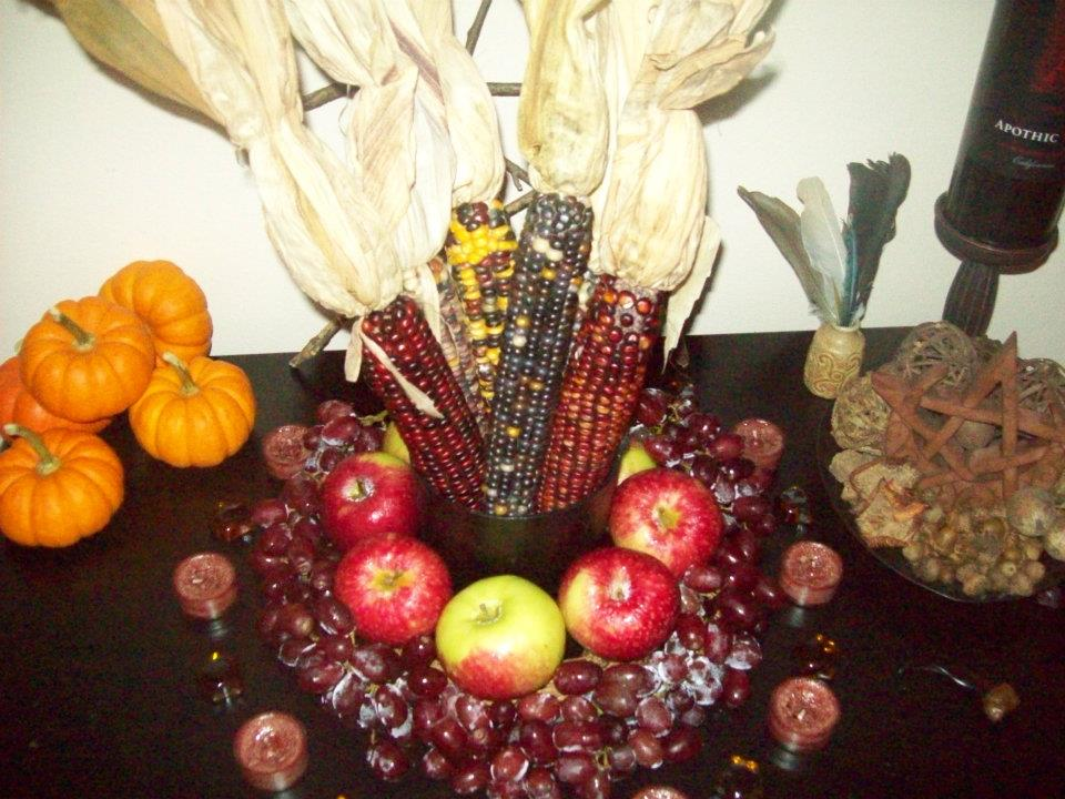 Guide to the Magical Path: How to Set up a Mabon Altar