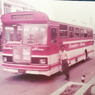 Bincang Sejarah Bus Sumber Alam Bersama Bapak Anthony Steven Hambali
