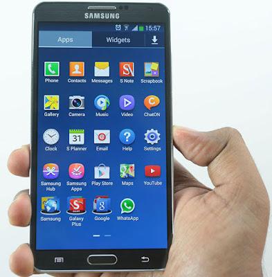 Jika kita lihat harga Samsung Galaxy Note  Nih Spesifikasi dan Harga Samsung Galaxy Note 3