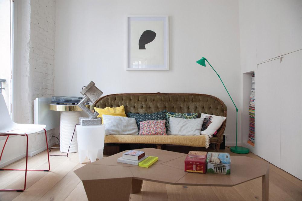 progettare e arredare un monolocale senza rinunciare a stile e comfort