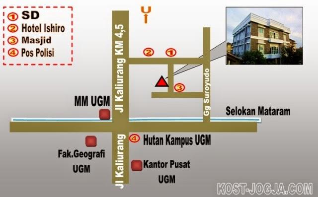 Apartemen Harian Yogyakarta