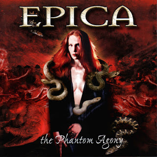 Pochette de Epica - The Phantom Agony