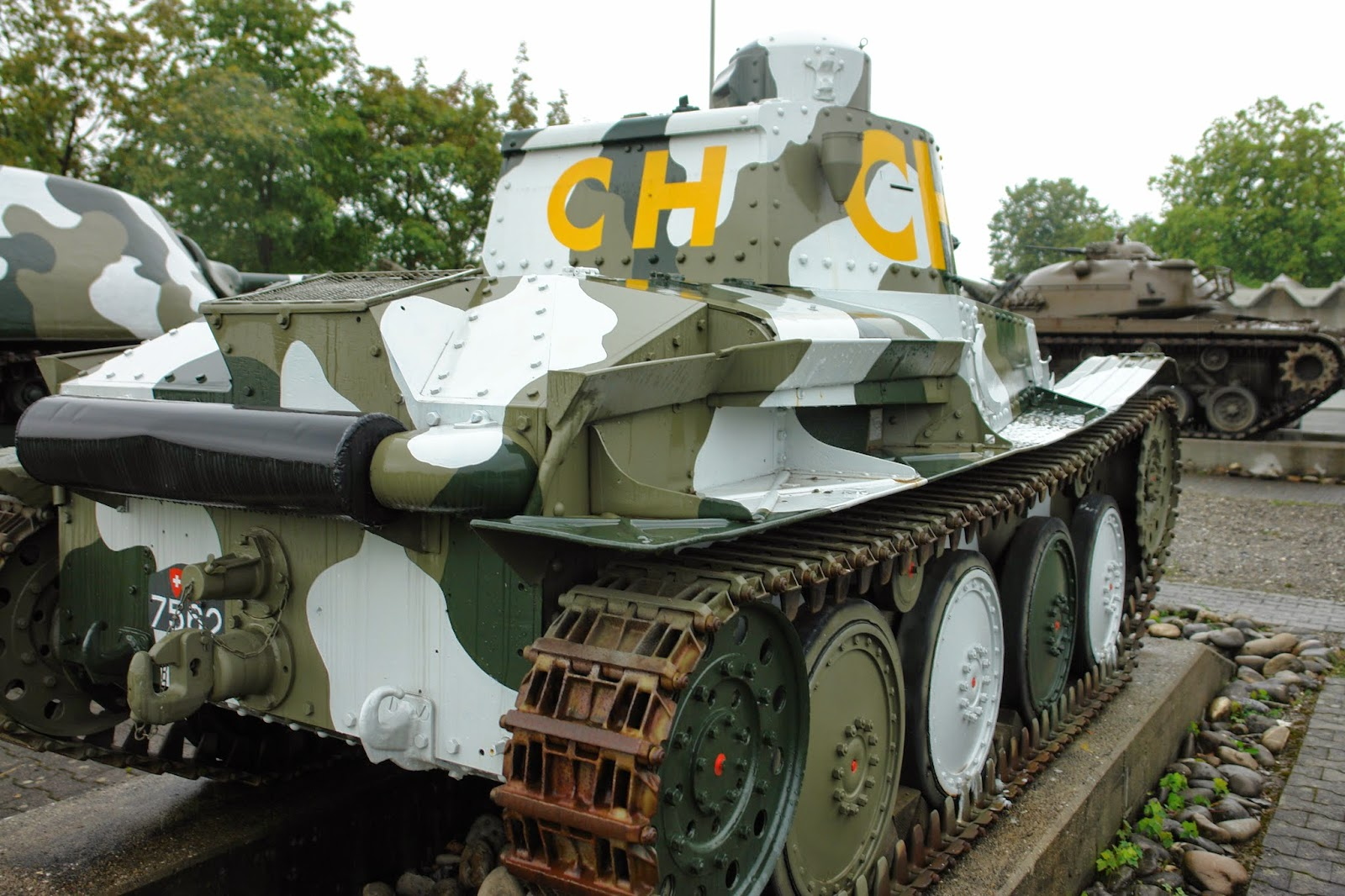 FCModeltips   Federico Collada: Panzerwagen 39 praga