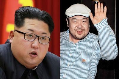 Kabar Meninggalnya Kim Jong Nam Atas Perintah Kim Jong Un