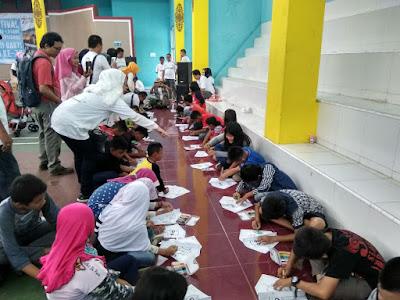 Workshop dan Festival Layang-layang Ramaikan Hari Bakti PU ke-72