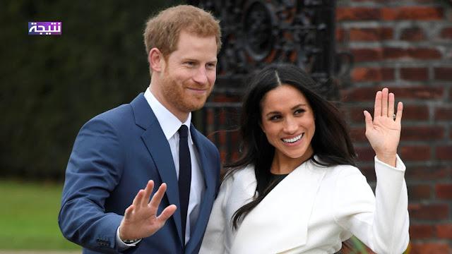 قصة تعارف الأمير هاري وميغان ماركل meghan markle and prince harry