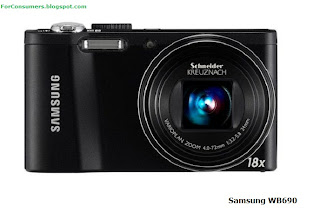Samsung WB690 camera