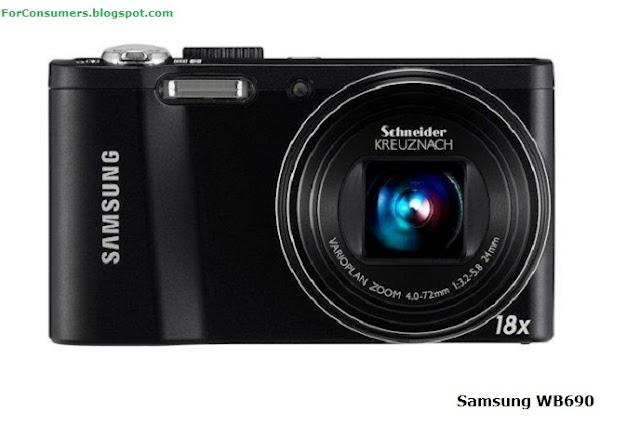 Samsung WB690 camera review