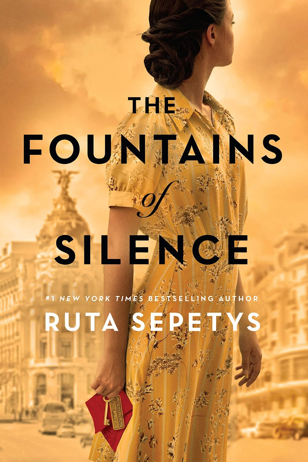 The Fountains of Silence by Ruta Sepetys | Superior Young Adult Fiction
