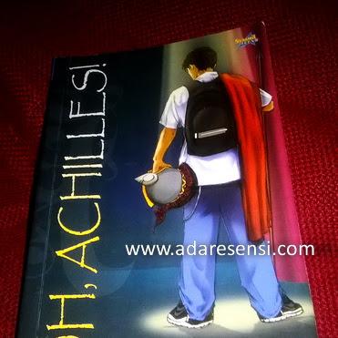 Resensi Novel Oh Achilles karya Tasaro
