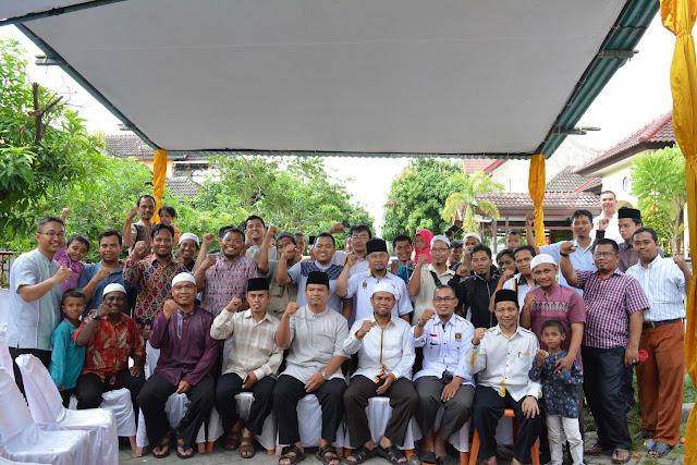 Kader dan Simpatisan Ramaikan Halal bi halal PKS Kota Medan