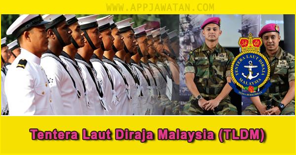 Pengambilan Perajurit Muda Tentera Laut Diraja Malaysia (TLDM)
