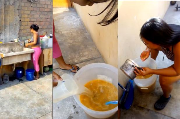 Denuncian que ambulantes venezolanas preparan sus productos en condiciones insalubres| VÍDEOS