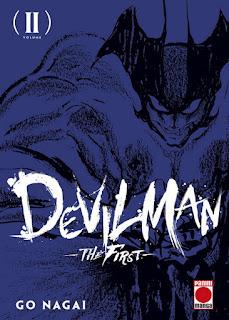 "Reseña de ""DEVILMAN - The First"" de Go Nagai - Panini Comics"