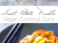 Coconut Curry with Sweet Potato Noodles Recipe