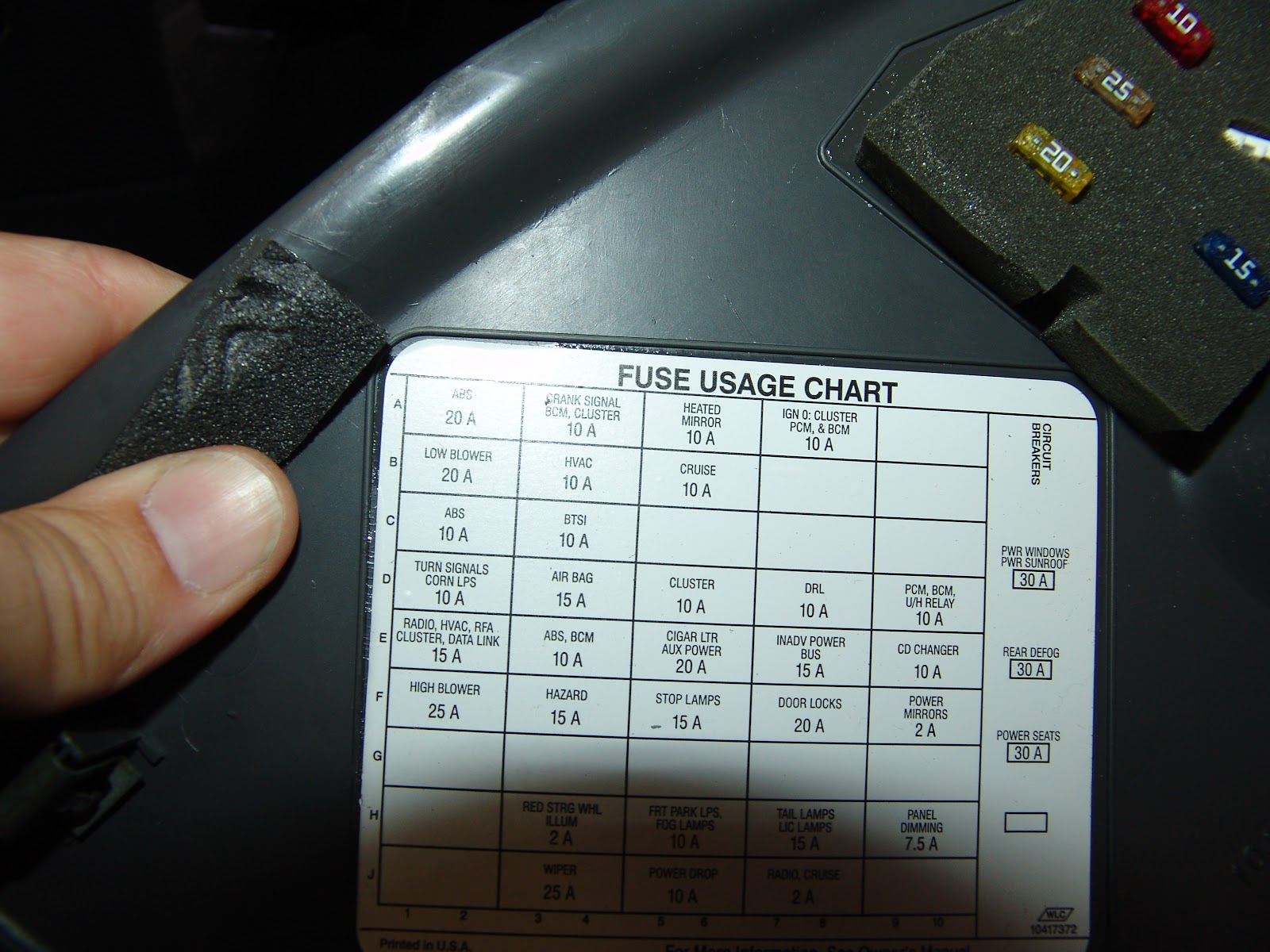 Diagram On Ignition Wiring Diagram Also 2000 Oldsmobile Intrigue Fuse