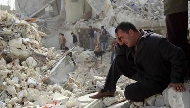 Jangan Sebar Hoax! Konflik Suriah Bukanlah Antara Sunni-Syiah