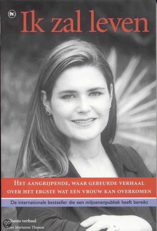 The Book Girl: Boek Beleving: Ik zal leven - Marianne Thamm