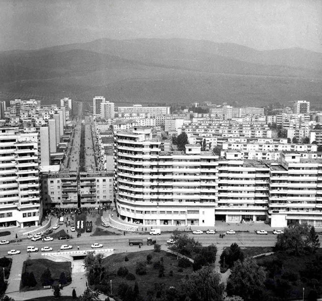 Ceausescu, the communist leader of Romania, liked to change streets. He would literally go through cities, decide that this building or that shouldn't be there (he really didn't like churches, for instance), and either ordered it demolished, or moved.