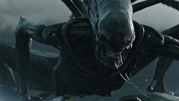 Alien – Covenant (2017) | Xenomorfo | Blog #tas