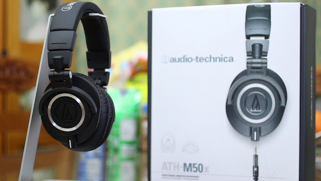 Audio Technica ATH-M50X Review 1