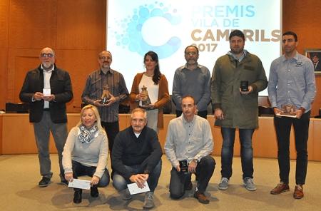 Premiats Vila de Cambrils 2017