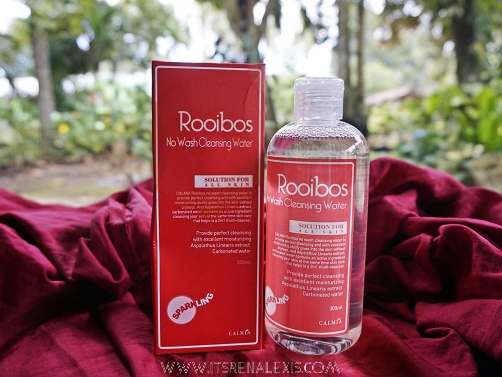 Calmie Rooibos Cleansing Water