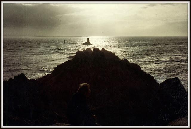 1992 Pointe du Raz, Bretagna