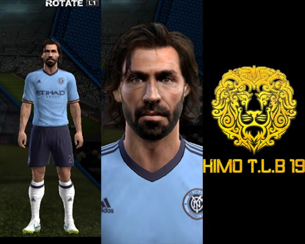 PES 13 New York City FC Home Kit 2017-18 By KIMO T.L.B 19