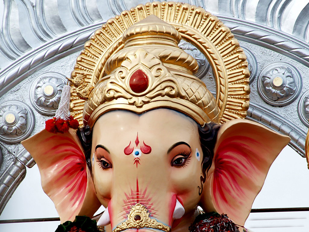 Ganesh Chaturthi HD Wallpapers Free