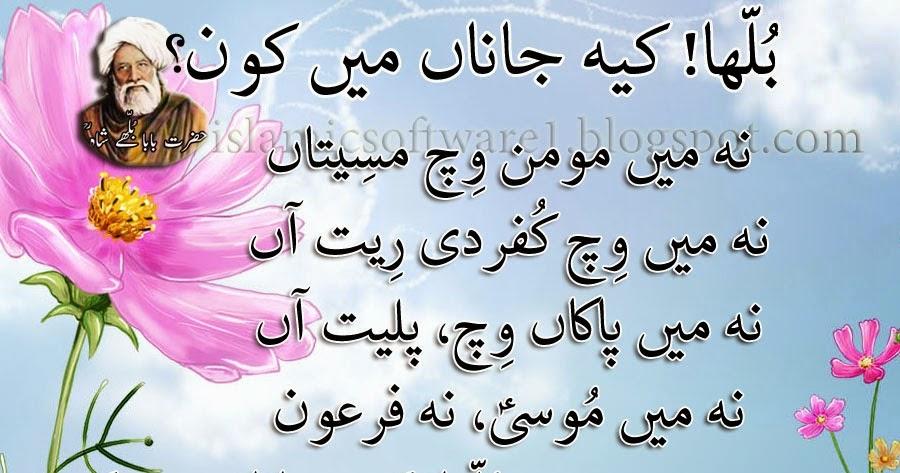 Bulle Shah Pdf